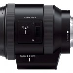 Sony E 18–200mm f/3.5–6.3 PZ OSS