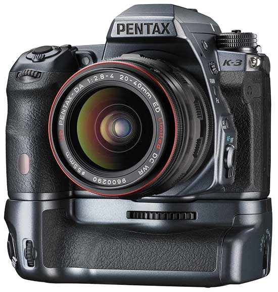 Pentax-K-3-Prestige-Edition-DSLR-camera