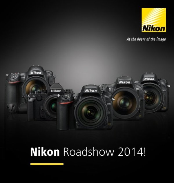 Nikon Roadshow 2014