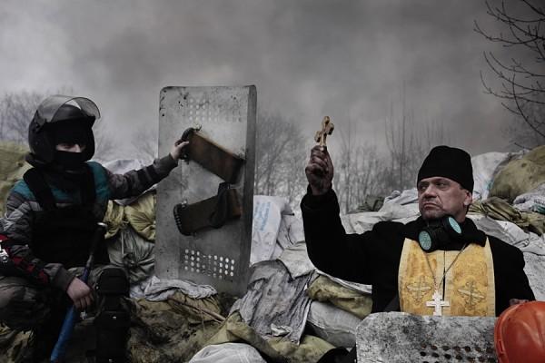Jérôme Sessini, Francja, Magnum Photos dla De Standaard