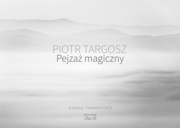 Pejzaż magiczny - okładka katalogu