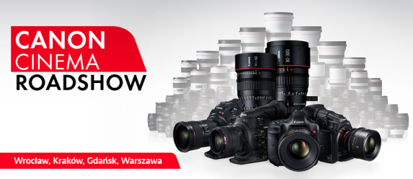 Canon Cinema Roadshow