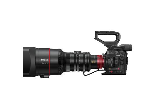 Kamera 8K systemu Cinema EOS