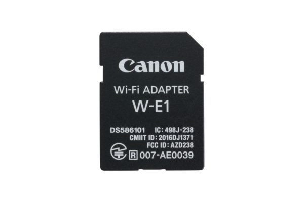 Canon_Wi-Fi E-E1