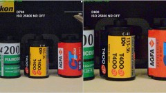 Nikon D600 vs Nikon D700 iso test