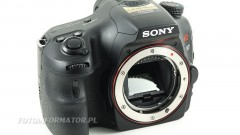 Test aparatu: Sony A57