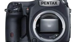 Pentax 645Z ver. 1.10 - Firmware