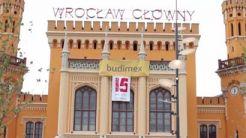 Dworzec główny PKP Wrocław już otwarty! - Reportaż filmowy