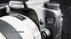 Canon 70D - Test lustrzanki cyfrowej